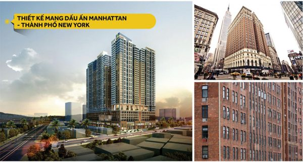 Why should be future in the project The Grand Manhattan?
